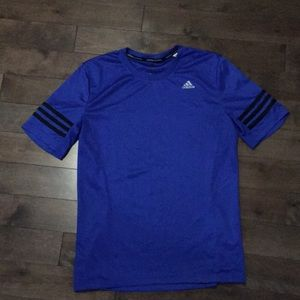 Adidas running shirt - size medium